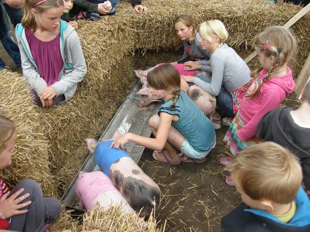 Weekend van het varken,  september 2011