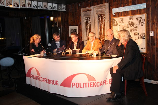 In discussie met gemeente en Buitenwacht,  november 2014