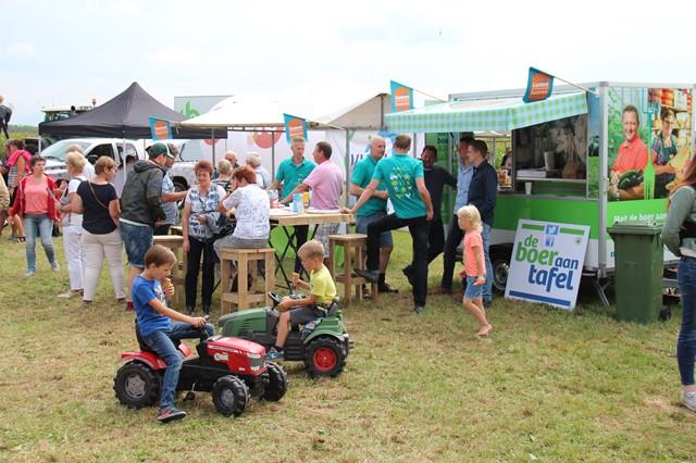 ZLTO aanwezig op de Maashorstfair, juni 2015