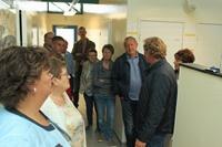 Onze leden in de dierlijke sector hebben regelmatig contact met de dierenartsen van 't Leijdal maar zelden de dierenkliniek bezocht.
