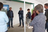 Rondleiding en interessante uitleg bij en door de dierenartsen van dierenkliniek 't Leijdal.