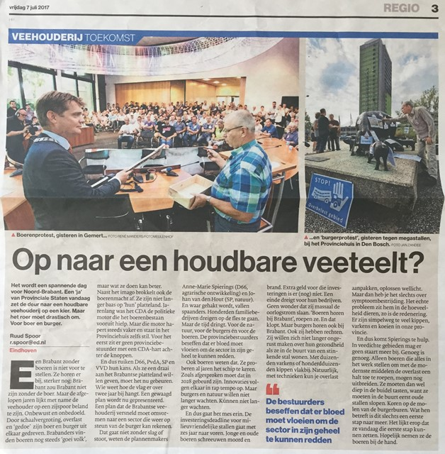 Eindhovens Dagblad, 07-07-2017