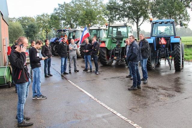 Deelname Boerenprotest Den Bosch, oktober 2019